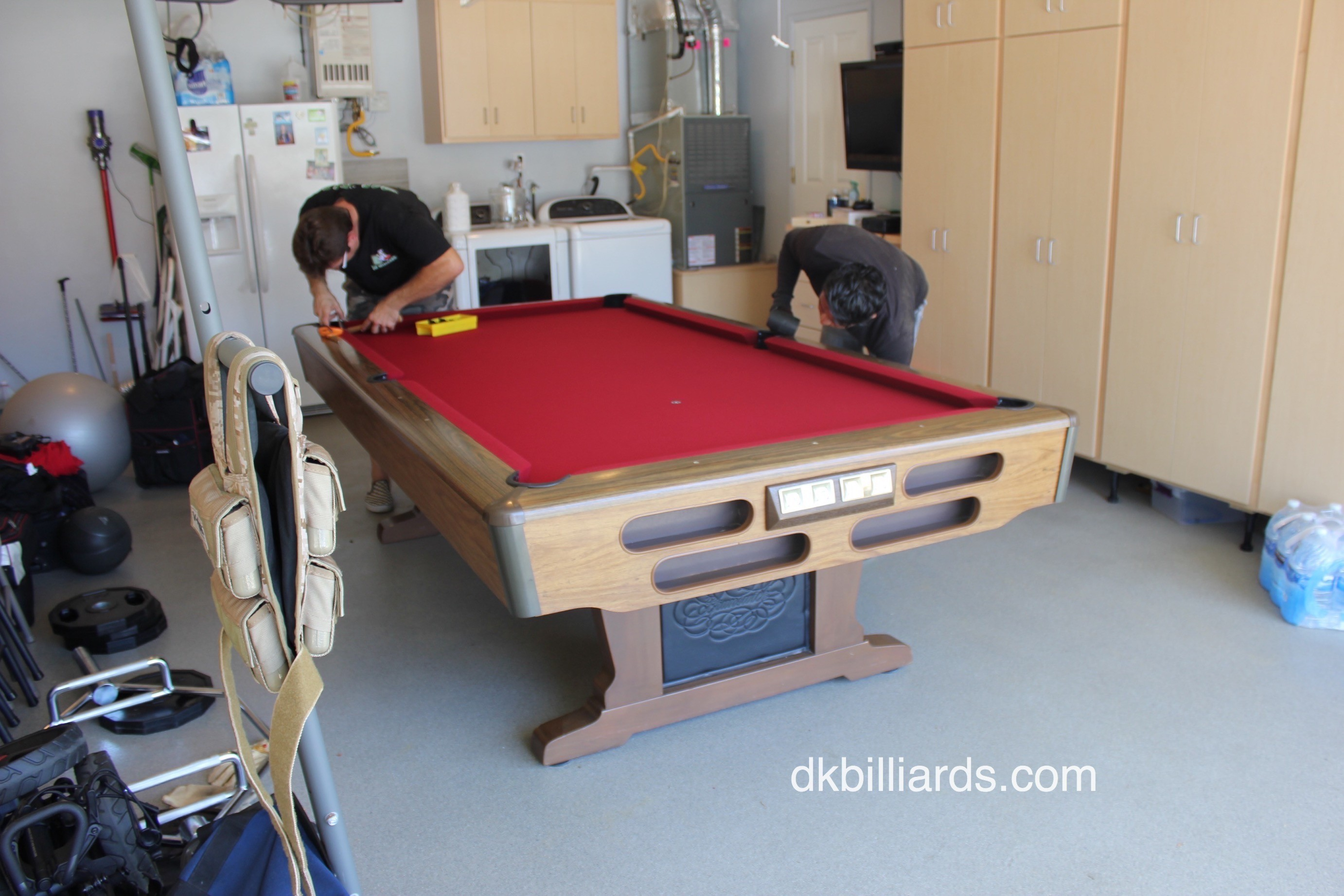 Blog Page Of Pool Table Service Billiard Supply Orange - Retro pool table