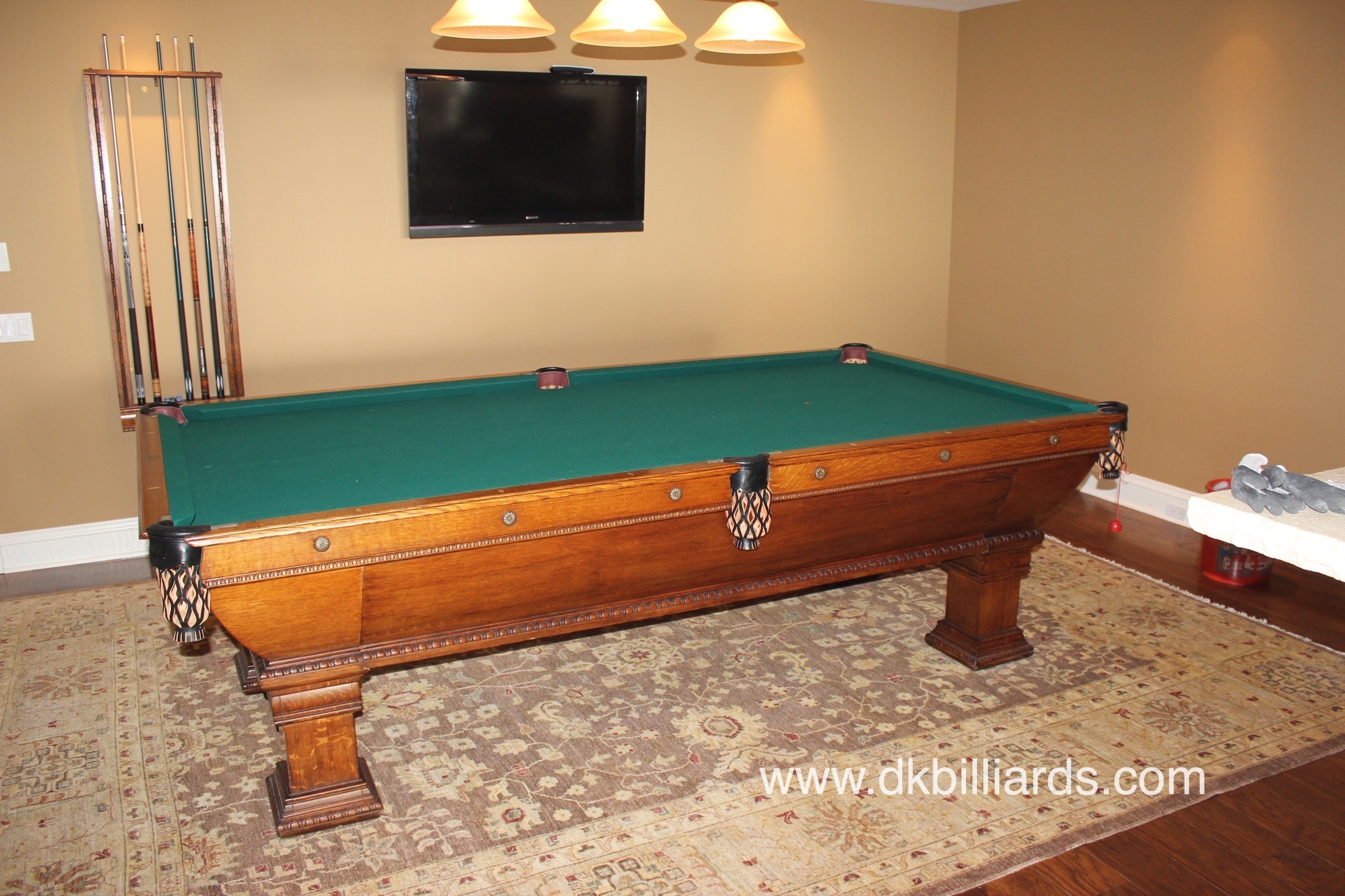 Billiard Service Archives Page Of Pool Table Service - Can you move a pool table without taking it apart