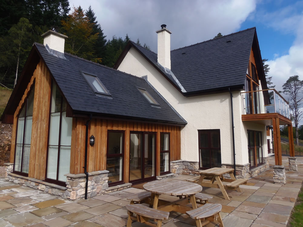 G Hadfield House Gairlochy Dkelly Designdkelly Design
