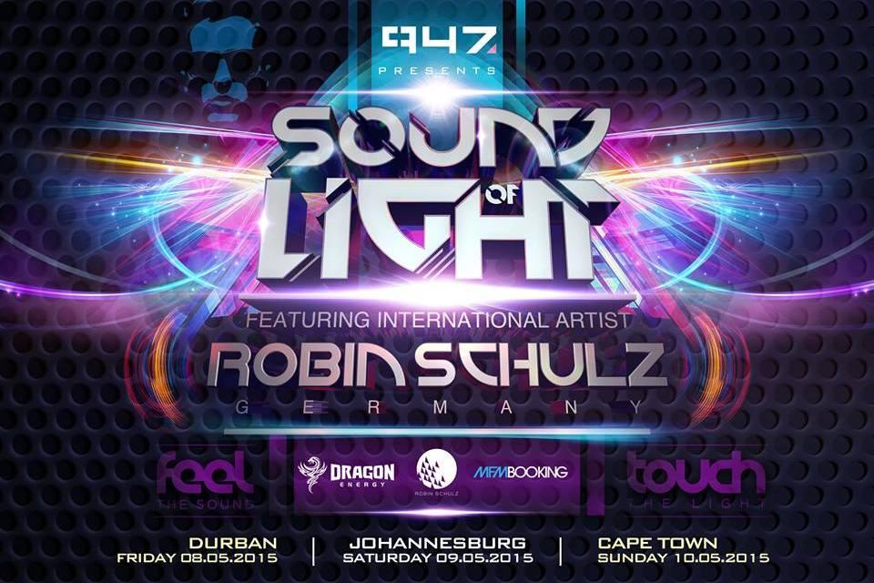 SOUNDS OF LIGHT PRESENTS ROBIN SCHULZ