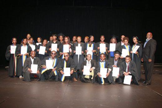 992 - CC Afrisun Graduation Ceremony