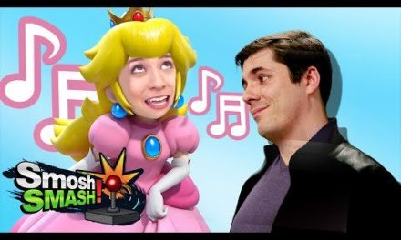 VOICING SMASH WITH BRIZZY VOICES (Smosh SMASH!)