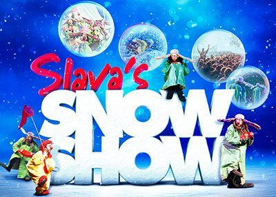 SLAVA's SNOWSHOW STORMS INTO SA LATER THIS YEAR