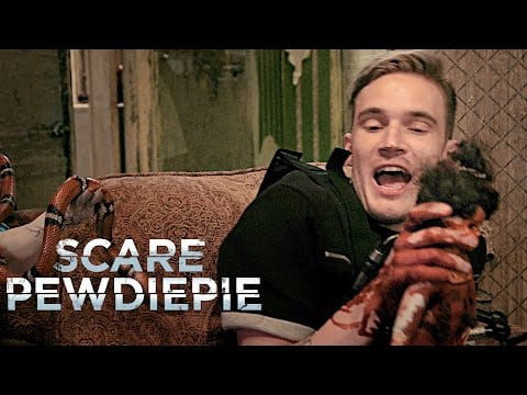 SCARE PEWDIEPIE – Level 3 Free Preview