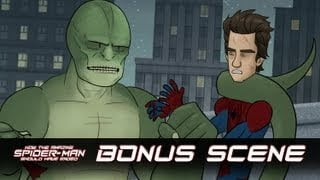 How The Amazing Spider-Man Should Have Ended – Bonus Scene