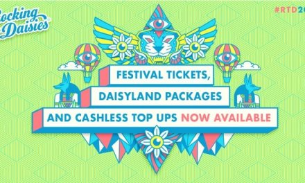 ROCKING THE DAISIES 2017 TICKETS, DAISYLAND ACCOMMODATION & CASHLESS TOP-UPS OFFICIALLY ON SALE!