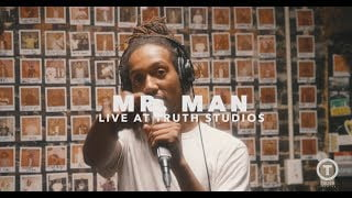 Mr. Man – Beat The Odds (Live At Truth Studios)