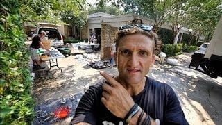 FAMILY HOUSE DESTROYED IN THE HOUSTON FLOOD