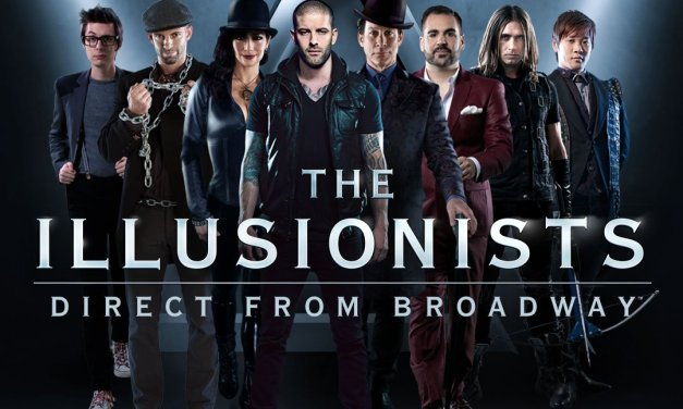 WIN TICKETS TO THE ILLUSIONISTS IN 2018