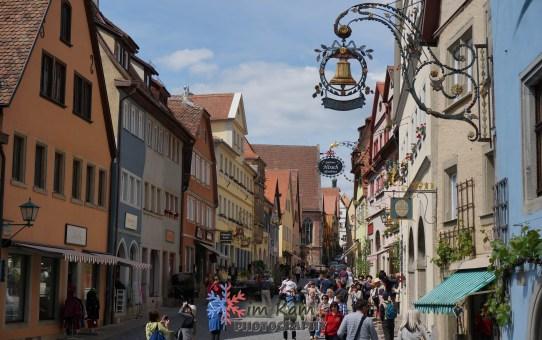 [德國] 羅滕堡:穿梭於現代與中古世紀之間