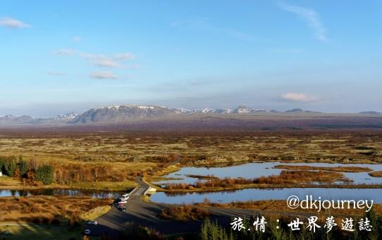 [冰島] Thingvellir:不屬於任何地方的地方