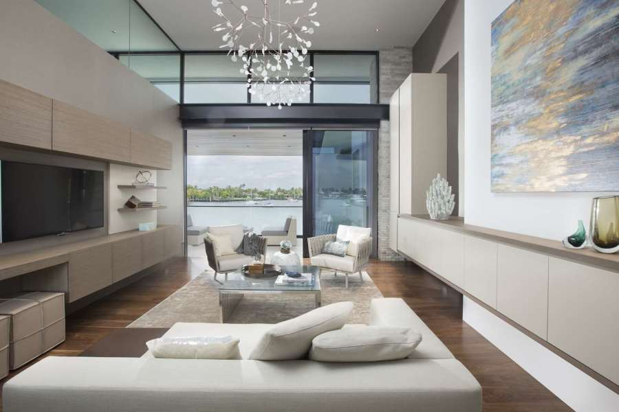 Contemporary Waterfront Elegance   Residential Interior Design From     Contemporary Waterfront Elegance   Residential Interior Design From DKOR  Interiors