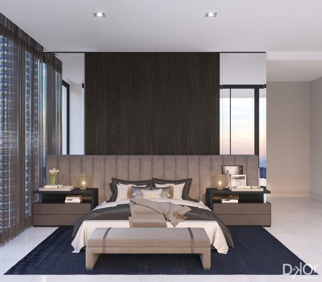 Warm, Energizing Bedroom Ideas for the Whole Family