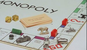 Startup monopoly!