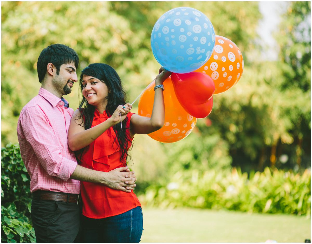 Ami + Anand - Save the Date - Ahmedabad
