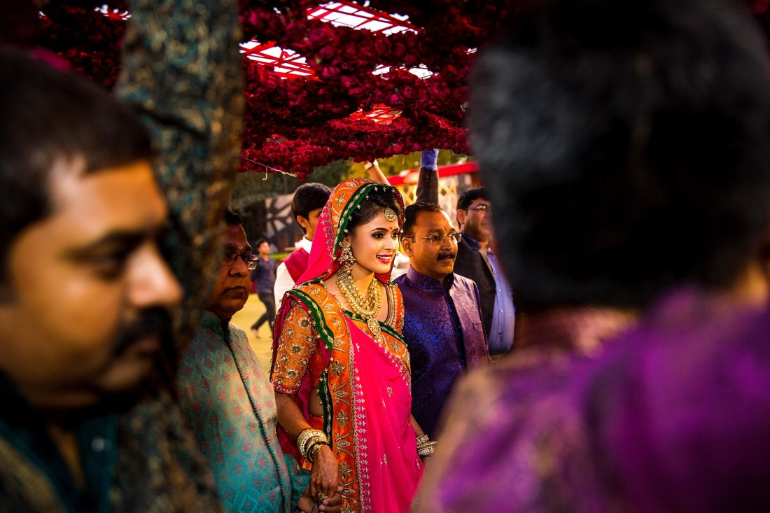 Extravagant Royal Gujarati Wedding