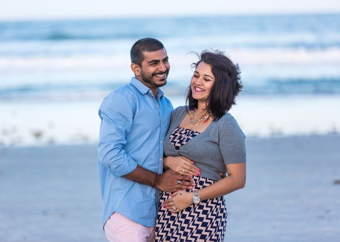 jacksonville beach maternity photographers