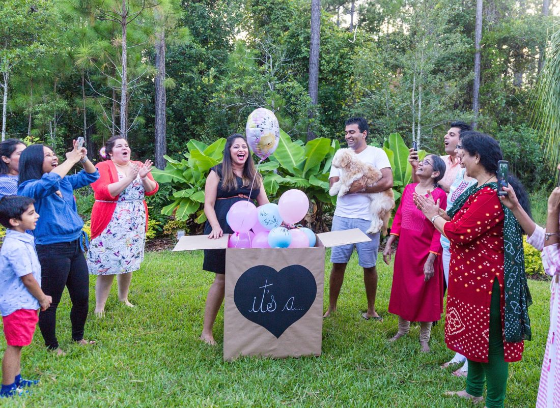 jacksonville gender reveal photographers