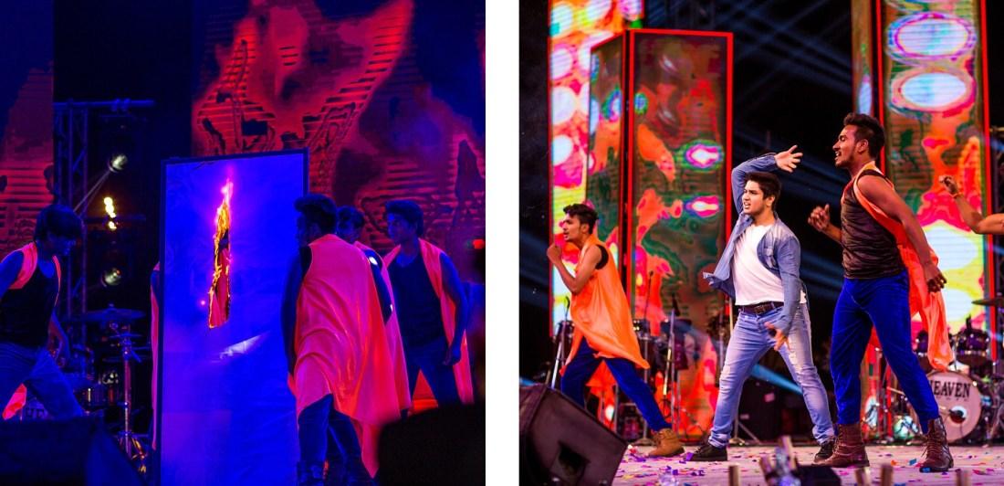 Gulmohar Greens Ahmedabad Sangeet Photographers