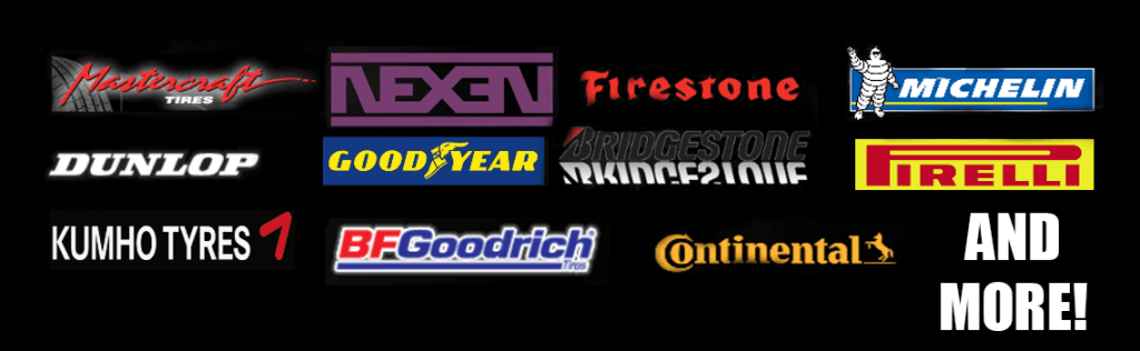 when you shop for tires you may buy brands you already know