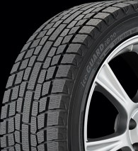The Iceguard is a snow tire made by Yokohama