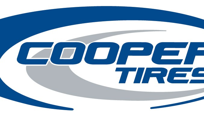 the logo for cooper tires