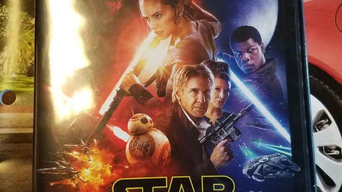 Win this copy of Star Wars The Force Awakens
