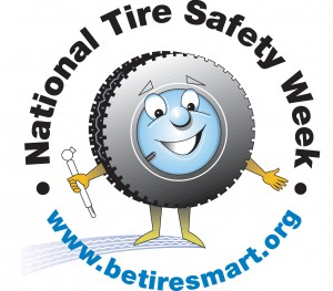 Tire Safety Week 2017