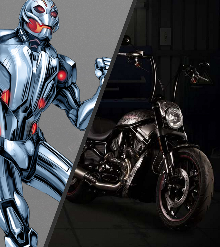 Ultron Night Rod Special Inelegance