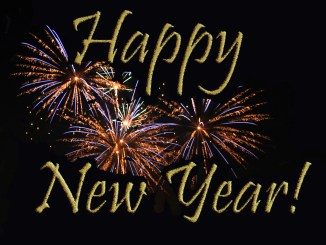 WIshing everybody a happy new year