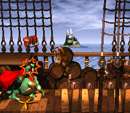 DK Vine Donkey Kong Country Music Gallery