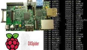 WSPR mit einem Raspberry PI, ganz ohne klassischen Sender