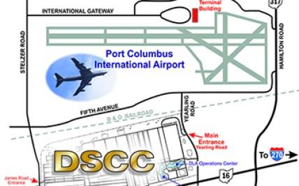 DSCC Columbus Map | Hot Trending Now on