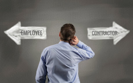 Contractor or employee? There's a big difference