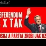 Referendum 3 x TAK