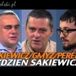 Tydzień Sakiewicza – Gmyz, Pereira