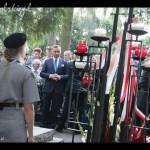 Andrzej Duda 1 sierpnia 2015 na Powązkach Wojskowych