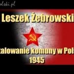 Instalowanie komuny w Polsce 1945