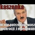 Łukaszenka w 2013 przewidział obecny kryzys