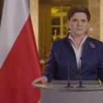 Wystąpienie Prezes Rady Ministrów 15.12.2015