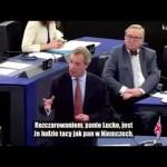 Nigel Farage: Kolejny zabór władzy
