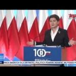 100 dni rządu premier Beaty Szydło