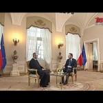 Rozmowa TV Trwam z Prezydentem RP Andrzejem Dudą