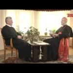 Wywiad z JEm ks. kard. Tarcisio Bertone, byłym sekretarzem Stanu Stolicy Apostolskiej