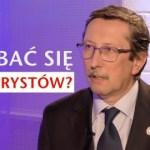Prof. Jan Żaryn: Starcie z terroryzmem to trzecia wojna światowa!