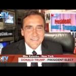 Prezydent elekt Donald J. Trump