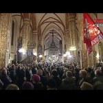 Spotkanie Rodziny Radia Maryja w Parafii św. Andrzeja Apostoła w Olkuszu
