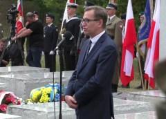 Byliśmy ofiarami ludobójstwa niemieckiego, sowieckiego i ukraińskiego