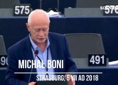 Sośnierz kontra Boni – podwójne standardy w PE