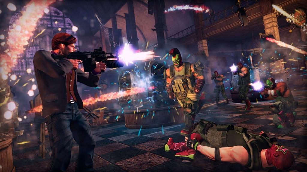 Ranking Every Saints Row Video Games From Worst To Best